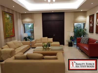 فیلا 5 غرف نوم للبيع في مدينة ميدان، دبي - SINGLE ROW   TYPE C   LANDSCAPED
