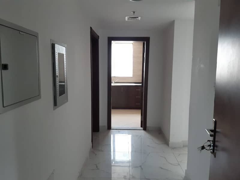 Get this luxurious apartment with only 5% downpayment 1 bedroom, 2 bathrooms apartment in Oasis Tower