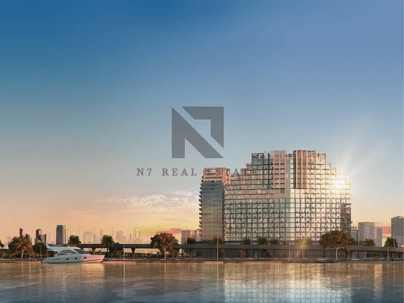 50/50 Payment Plan | Stunning 2 BR with Balconies