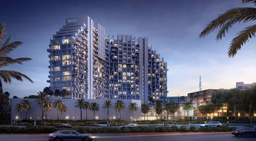 10 Alluring Affordable Studio Apartment for sale in Dubai Healthcare City | Flexible Payment Plan | Community Views