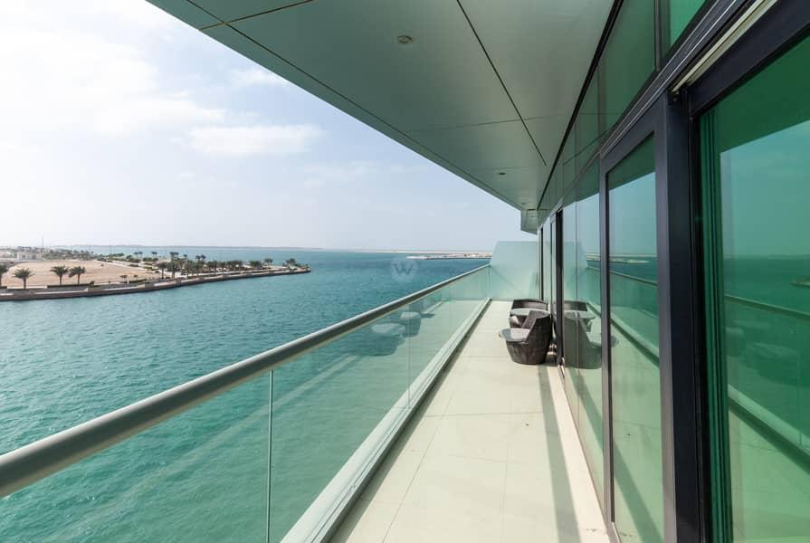 2 Spacious| Sea views | 2 master bedrooms