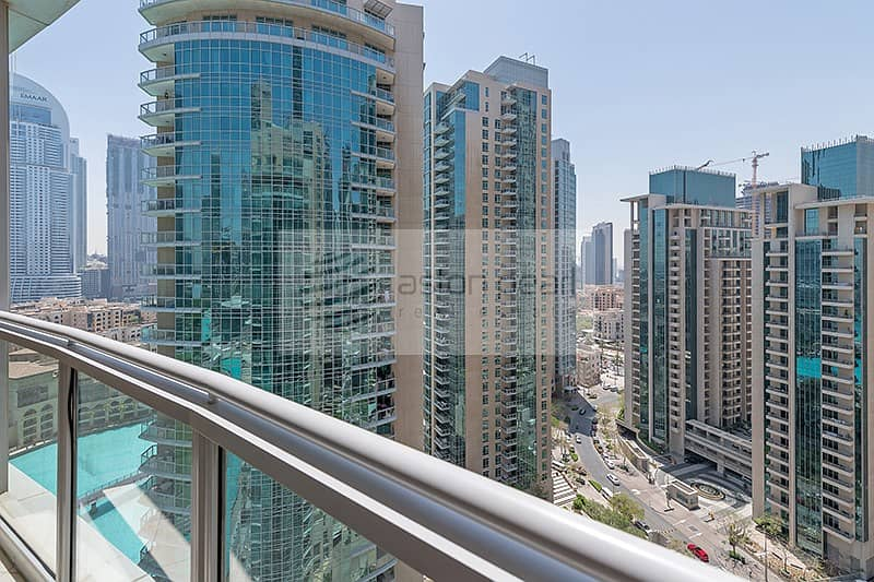 10 Lake View |  Motivated Seller | 1 Bed with Balcony