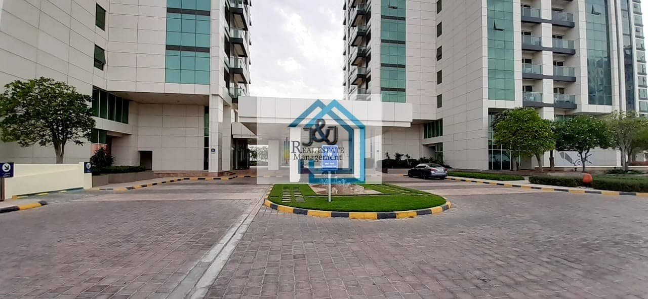 17 Stylish 1 Bedroom Apartment Marina Heights 2 Al Reem Island