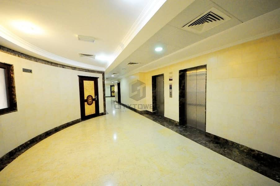 Spacious and decent 2 bed+hall Damascus Street Near UAE Exchange