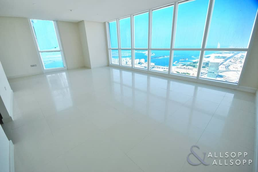 2 Upgraded | Sea View | Duplex Penthouse<BR/><BR/>