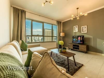 1 Bedroom Apartment for Rent in Dubai Marina, Dubai - Exclusive|New Listing|Superb Full Marina View Apt