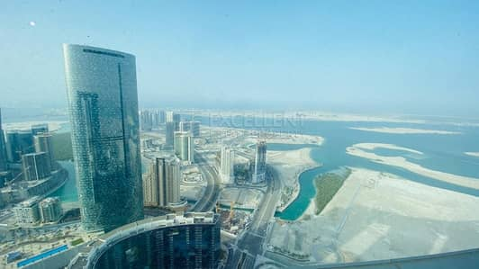 5 Bedroom Penthouse for Rent in Al Reem Island, Abu Dhabi - No Commission|12 Payments| Luxury Penthouse| Amazing View