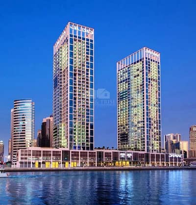 Studio for Sale in Business Bay, Dubai - Luxury Studio Apt I Fully Furnished I Canal View
