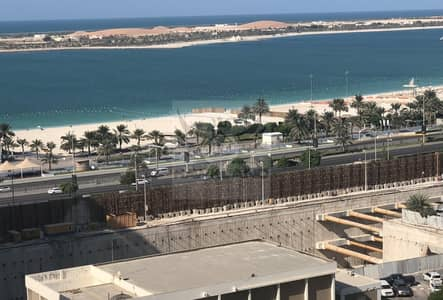 3 Bedroom Penthouse for Rent in Al Khalidiyah, Abu Dhabi - Offer Water/Electricity Inc | Sea view & Backside