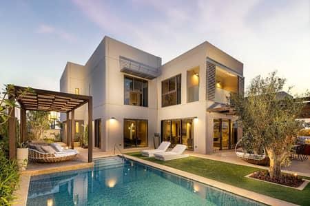 فیلا 4 غرف نوم للبيع في الزاهية، عجمان - LUXURY DESIGN  Brand New 4BR  Villa In Al Zahiya  AED 2.3M