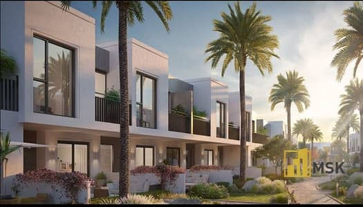 3 Bedroom Townhouse for Sale in The Valley, Dubai - Live in Paradise of your Own !  Spruce 3 Beds TH | Eden - The Valley