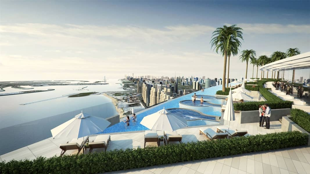 9 Sea View 2BR | Resale | Great Investment