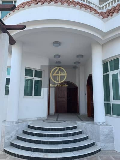 5 Bedroom Villa for Rent in Al Bateen, Abu Dhabi - Outstandingly Nice 5BR Villa with Amazing Swimming Pool