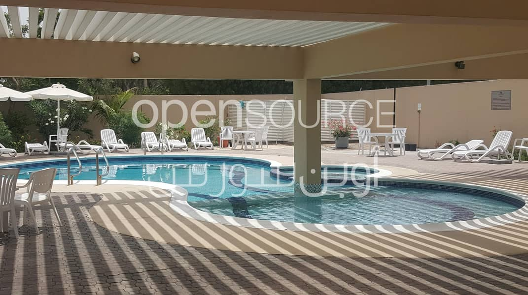 Renovated Single storey villa with all Shared Facilities in Jumeirah 3