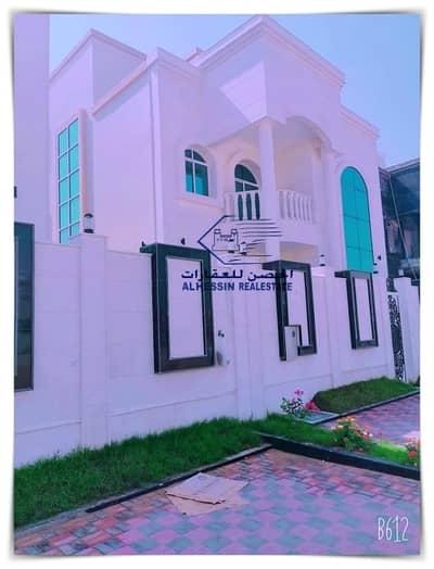 5 Bedroom Villa for Sale in Al Yasmeen, Ajman - Villa for sale, very sophisticated finishing, located elevators in Jasmine