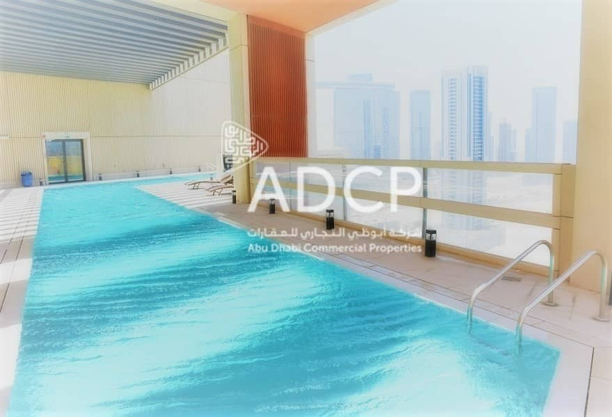 2 1 BR High Floor l No Balcony | 1 Month Free