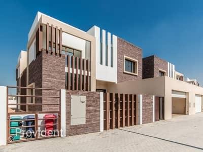 5 Bedroom Villa for Sale in Jumeirah Park, Dubai - Contemporary Style Villa | Private Pool and Garden