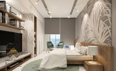 Studio for Sale in Wadi Al Safa 2, Dubai - Fully Furnished Studio with 7 Years Payment Plan