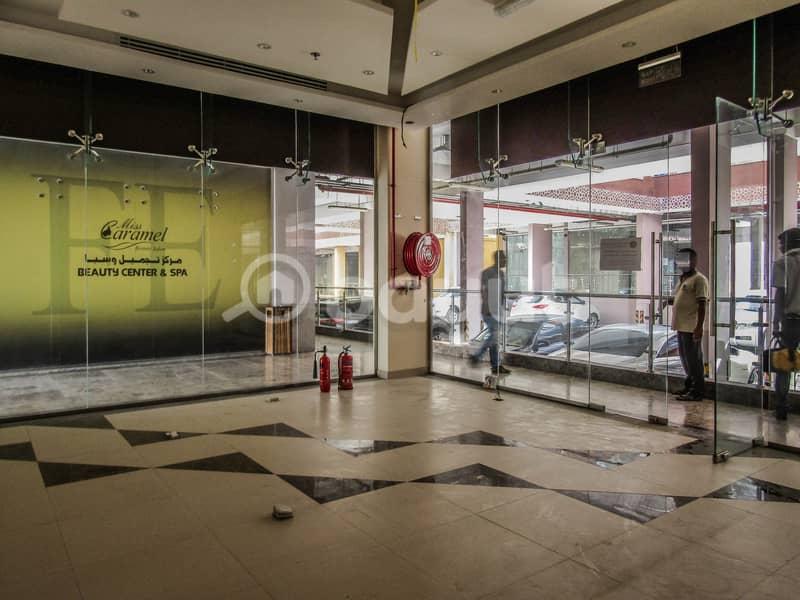 13 Shop for rent in Nad Al Hamar Avenues
