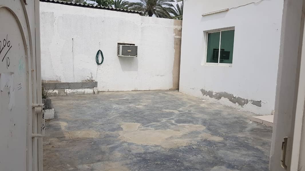 *** HOT DEAL - Spacious 2BHK Single Storey Villa with garden available in Al Jazzat, Sharjah ***