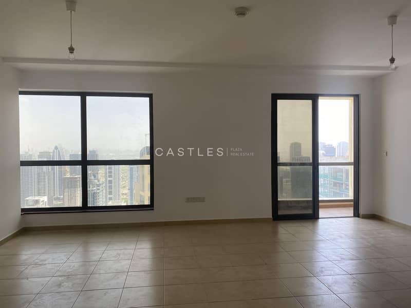 2 JBR Murjan -2BR -High Floor- Marina view for rent