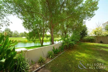 5 Bedroom Villa for Rent in Jumeirah Golf Estate, Dubai - Golf Course Views | Almeria | 5 Bedroom