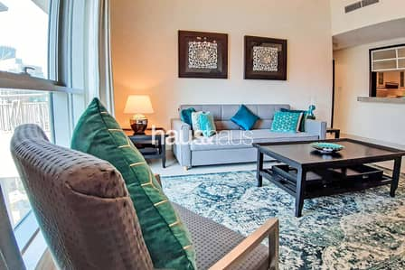 1 Bedroom Flat for Rent in Downtown Dubai, Dubai - Great furniture | Chiller free | Available now