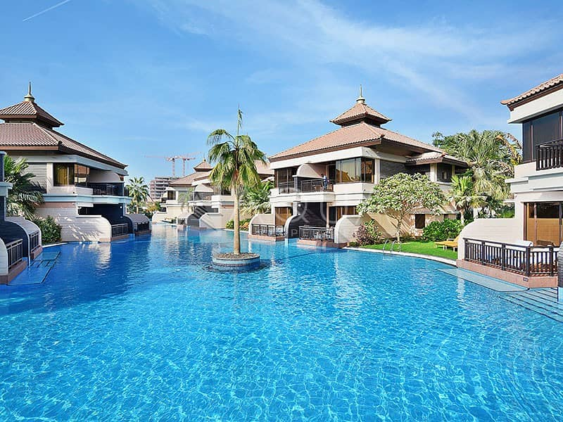 Best layout 2 BR with Sea View Anantara