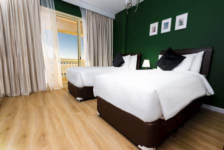 2 Bedroom Apartment for Rent in Mina Al Arab, Ras Al Khaimah - PEAKS -Modern & Chic Two-Bedroom Apartment
