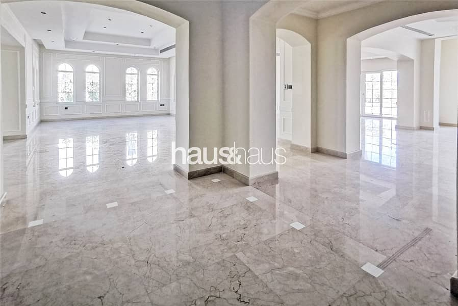 10 Upgraded | 6 bed villa with views to Polo field
