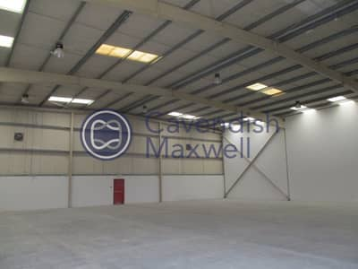 Warehouse for Sale in Jebel Ali, Dubai - Terraced Warehouse with G+M Office Space