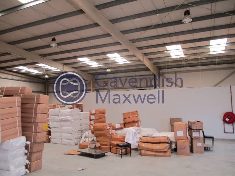 10 Terraced Warehouse with G+M Office Space