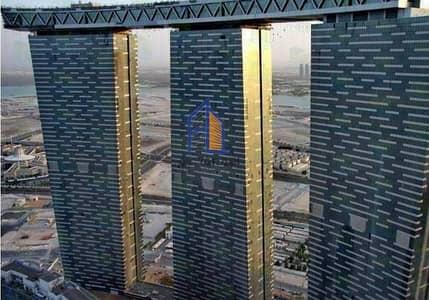 3 Bedroom Flat for Rent in Al Reem Island, Abu Dhabi - Corner Unit  Largest Living Room Apartment 3 BR + Maids