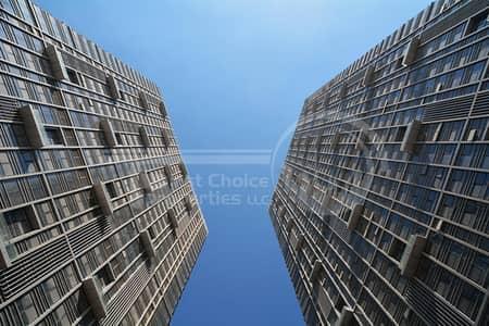 شقة 1 غرفة نوم للايجار في جزيرة الريم، أبوظبي - 3 Cheques! Stunning Canal View Apartment