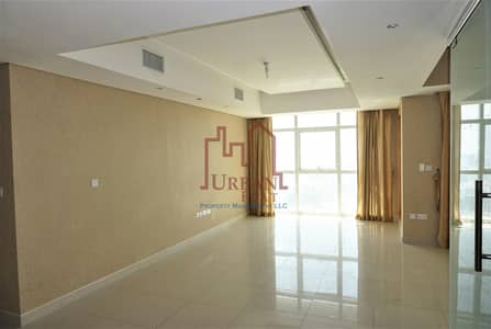 3 Bedroom Apartment for Rent in Al Reem Island, Abu Dhabi - Move in! Semi furnished - Sea view 3BR+M w/ 2 chqs