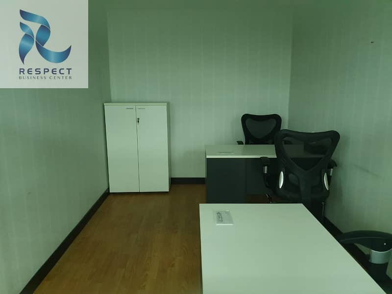 NO DEPOSIT |SHARING Office with FREE sponsor EJARI|NO VAT|NO COMMISSION