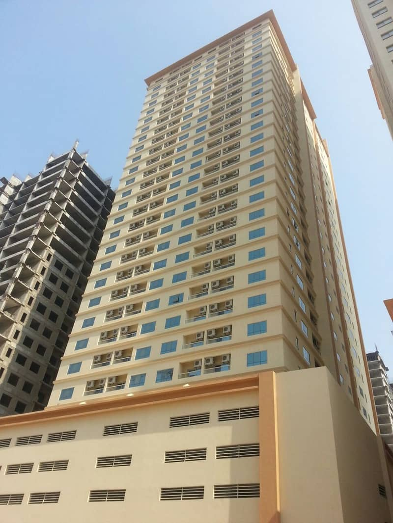 Amazing 1 bedroom for rent in C4 -LAKE TOWER, Ajman