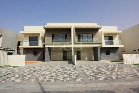 فیلا 4 غرف نوم للبيع في جزيرة ياس، أبوظبي - Single Row Private Villa next To Park| Large Plot