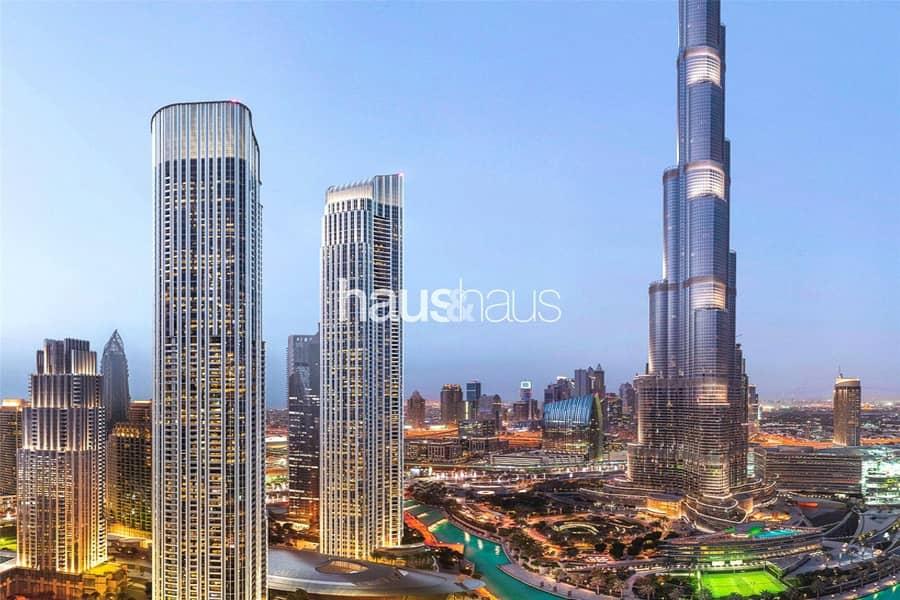 10 Burj Khalfia View | 5 Years Payment Plan | 0 Fees