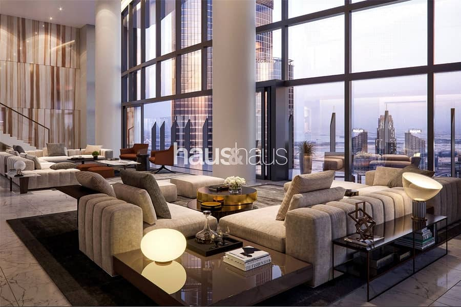 Burj Khalfia View | 5 Years Payment Plan | 0 Fees