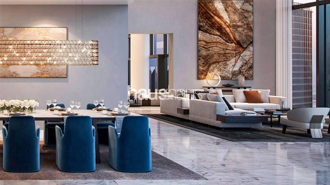 2 Burj Khalfia View | 5 Years Payment Plan | 0 Fees