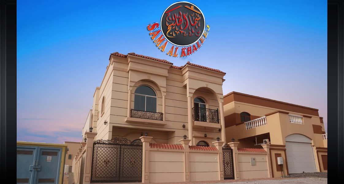 Villa for sale in Al Helio - modern design and great location