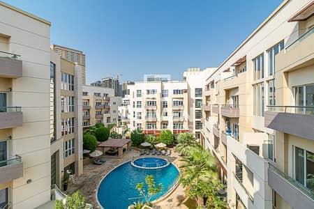 فلیٹ 1 غرفة نوم للبيع في قرية جميرا الدائرية، دبي - Fully Renovated 1 Bed Apt with Pool View