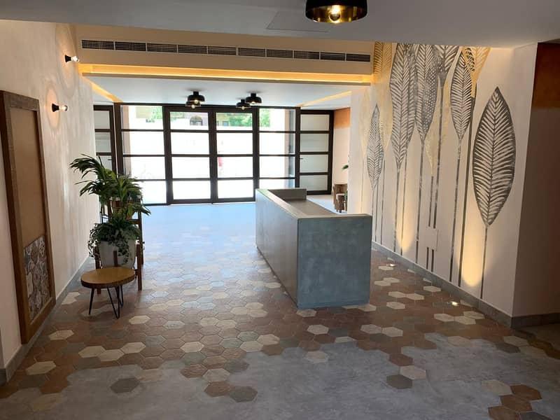 شقة في شروق مردف مردف 1 غرف 51000 درهم - 4579926