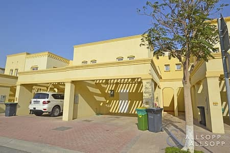 2 Bedroom Villa for Rent in The Springs, Dubai - 2 Beds | Study and Utility | Unfurnished
