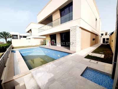 5 Bedroom Villa for Rent in Saadiyat Island, Abu Dhabi - Perfectly Priced 5 BR + Maid's room with Private Pool