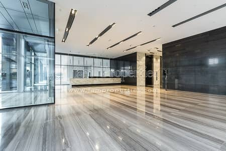 Office for Sale in The Greens, Dubai - Close to Metro Station | Shell and Core Office