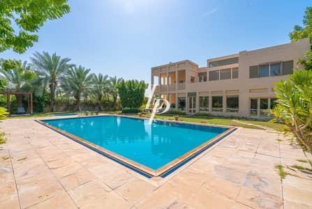 فیلا 5 غرف نوم للايجار في تلال الإمارات، دبي - Large Plot | Family Homes | Lake View