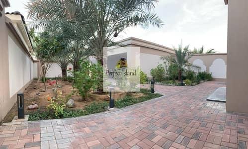 فیلا 7 غرف نوم للايجار في مدينة شخبوط (مدينة خليفة ب)، أبوظبي - Stand Alone VIP  7 Master BR   Garden   Free W\E   Luxurious Finishing