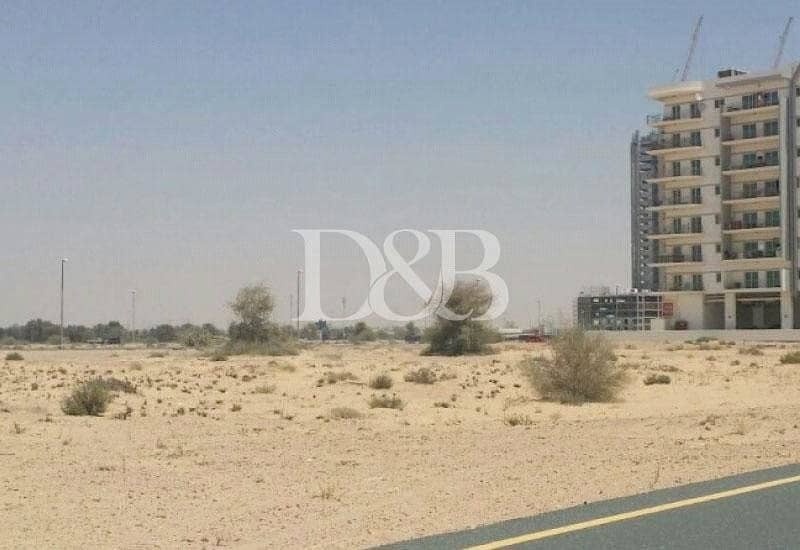 2 Dubai Land Residence Complex Plot For Sale